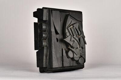 Louise Nevelson, 'Dark Cryptic XXLIII', 1976