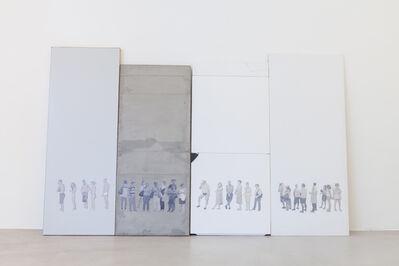 Matias Mesquita, 'Fila Única [Single File]', 2014