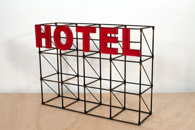 Drew Leshko, 'Red Hotel #2', 2019