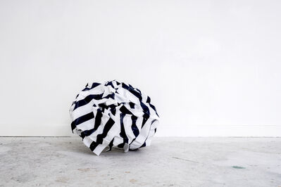 Martine Poppe, 'Faux prison ball', 2017