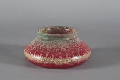 DAUM Nancy, 'Vase', ca. 1910