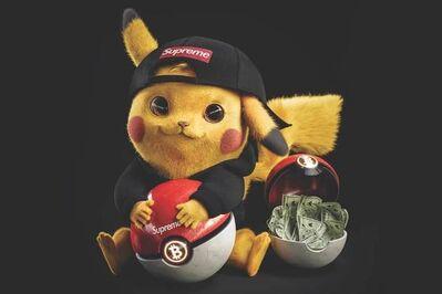 Gal Yosef, 'Pikachu Love Money', 2021