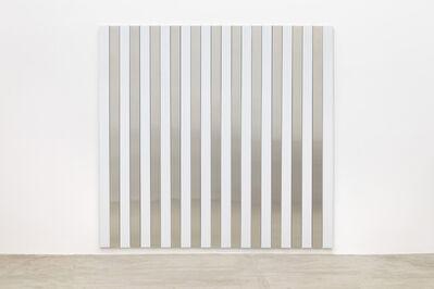 Daniel Buren, 'Made in USA - Stainless Steel', 2012