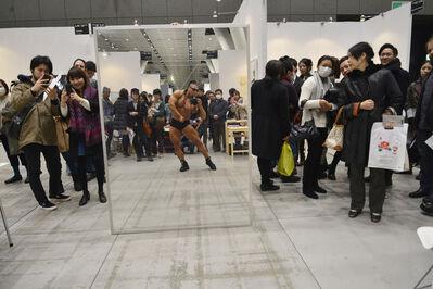 Satoshi Hashimoto, 'Photographer: Bodybuilder', 2012/ 2014