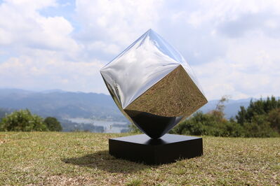 Gustavo Velez, 'Expansión Geométrica II', 2020