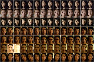 Xu Yong, 'This Face', 2011