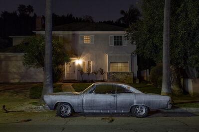 Gerd Ludwig, 'Sleeping Car, Canyon Drive #7', 2013