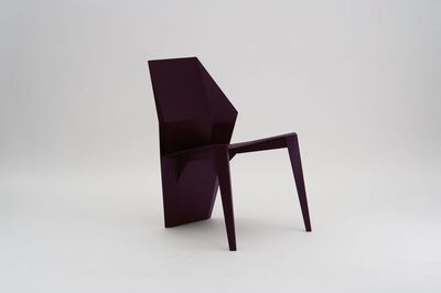 06D Atelier, 'Centaurus Sculptural Chair', 2019