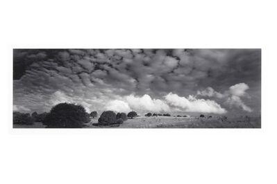 David H. Gibson, 'Cloud March, Fort Davis, Texas'