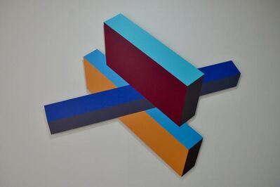 Rodrigo Echeverri, 'Cruzamientos 2', 2019