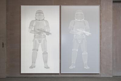 Nick Veasey, 'Stormtrooper Diptych', 2019