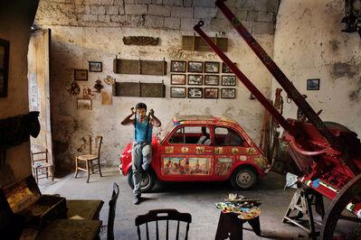 "Steve McCurry, 'Fiat ""Bambino,"" Ragusa, Sicily, Italy', 2017"