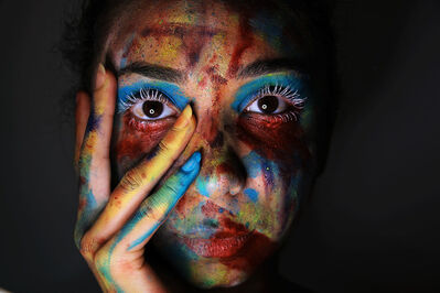 Hazel H Hurley, 'Eradication Limited edition of 10 Similar Tyler Shields Signed Art Reviews ', 2019