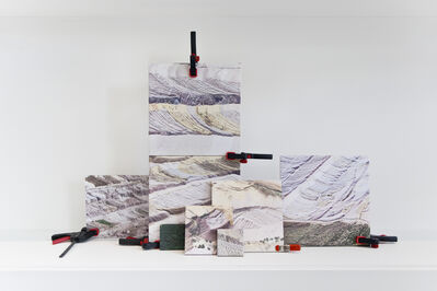 Andrea Acosta, 'REHEARSALS FOR A TRANSFORMING LANDSCAPE - INSTALLATION II', 2019