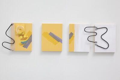 Jessica Stockholder, 'Sunbelt', 2017