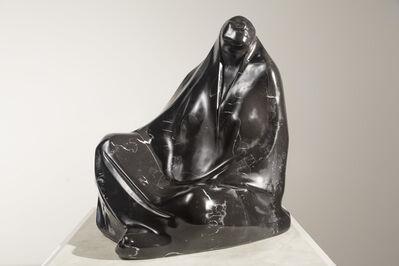 Francisco Zúñiga, 'Mujer Sentada con Rebozo (Seated Woman with Shawl)', 1974
