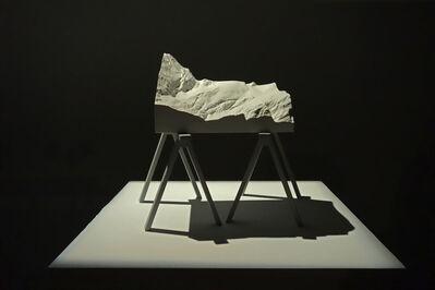 Florian Claar, 'Table III (Berg)', 2019