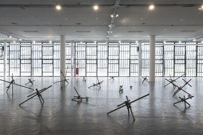 Daniel de Paula, 'Inseparable spacial structure', 2016