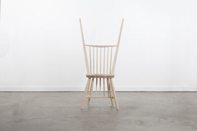 Norman Kelley, 'Rod-Back Side Chair', 2013
