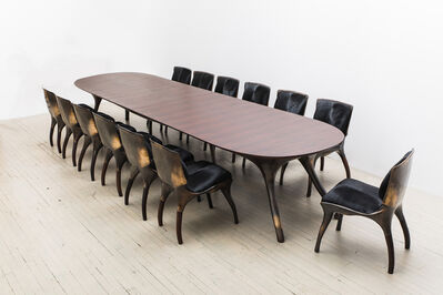 Alex Roskin, 'Monumental Dining Table, USA', 2018
