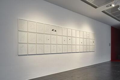 Yves Netzhammer, 'Drawings', 2018/2019