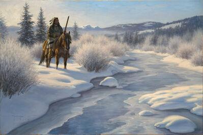 Robert Duncan, 'The Frozen Land', 2020