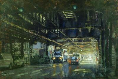 Christopher Clark, 'NYC - Under the Williamsburg Bridge', 2019