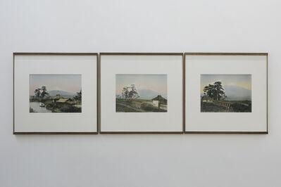Linda Fregni Nagler, 'Fuji from Tokaido Bridge', 2018