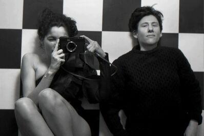 Collier Schorr, 'Laetitia with Leica', 2016