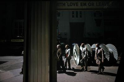 Joel Meyerowitz, 'New York City', 1976