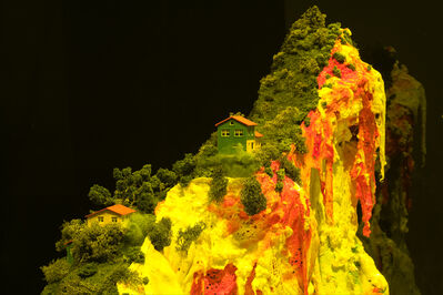 Won Ju Lim, 'Detail of Piece of Echo Park', 2007