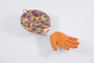 Diana Wolzak, 'Orange Hand Stand ', 2020