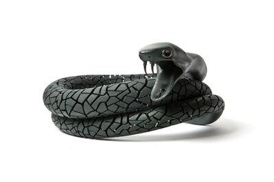 Emily Cobb, 'Dry Up: The Striking Garden Snake (Necklace)', 2015