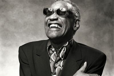 Norman Seeff, 'Ray Charles, Los Angeles, Creative Ecstasy', 1985