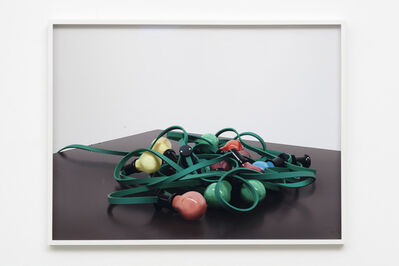 Adrian Sauer, 'Lichterkette', 2009