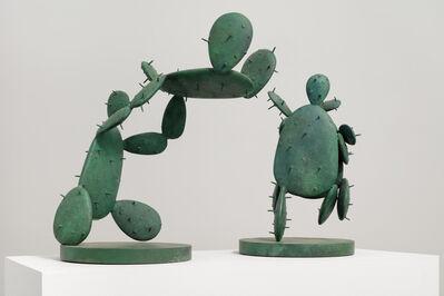 Dennis Oppenheim, 'The Last Dance', 2002