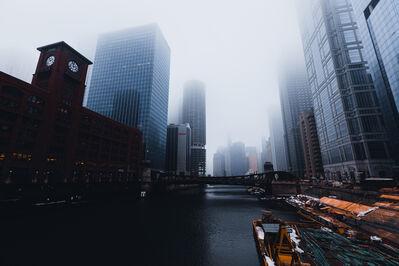Corentin Villemeur, 'Chicago Fog', 2018-2020