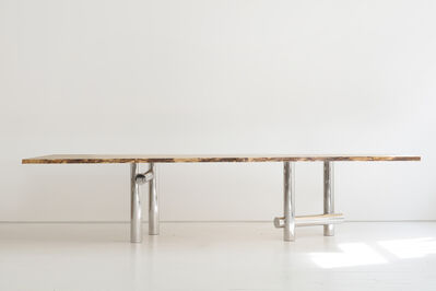 Egg Collective, 'Kenny Dining Table - Long', Contemporary