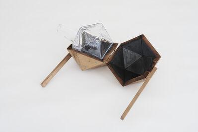 Nicoleta Auersperg, 'Geometrischer Körper (Ikosaeder)', 2020