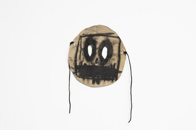 Rashid Johnson, 'Anxious Mask', 2019