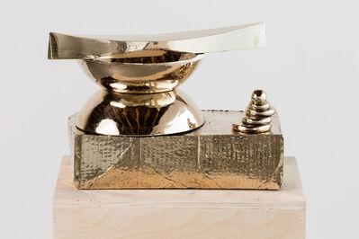 Jason Bailer Losh, 'Boat, bowls, box, stack', 2015