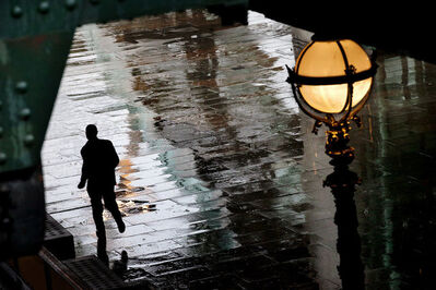 Christophe Jacrot, 'Run', 2011