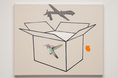 Timothy van Laar, 'Hummingbird', 2015