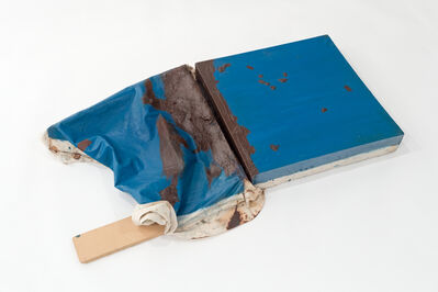 Angela de la Cruz, 'Crash III', 1997