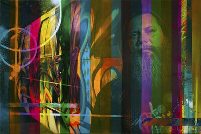 RISK, 'Untitled (Collaboration with Soren Solkaer)', 2015