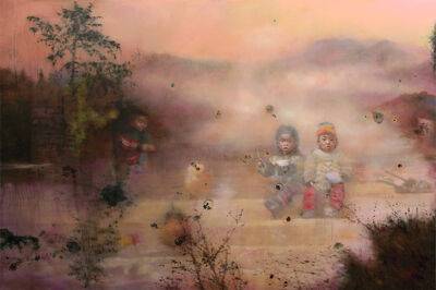Li Tianbing, 'Bullet Holes, 2012', 2012