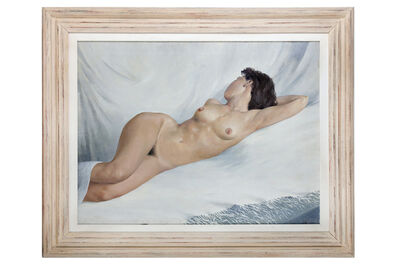 Unknown Artist, 'Reclining Female Nude', 1993