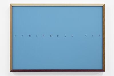 Adrien Missika, 'Caribbean Sea', 2020
