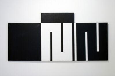 Julije Knifer, 'Composition II (Triptych)', 1976