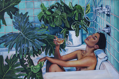 MJ Lindo, 'Where Everyone Would Love to Drown', 2020